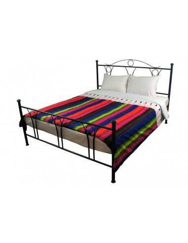 Двуспальное постельное белье Руно Pencils, 50х70 (2шт) см
