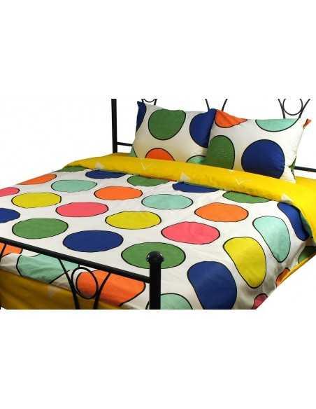 Двуспальное постельное белье Руно S22-2 (A+B), 50х70 (2шт) см