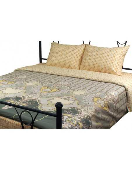 Полуторное постельное белье Руно S28-4(A+B), 70х70 (2шт) см