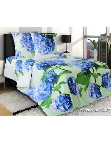 Семейное постельное белье Руно Гортензия, 50х70 (2шт) см