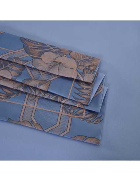 Постельное белье евро Arya Emili Бамбук