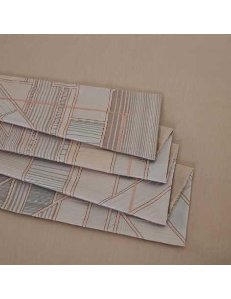 Постельное белье евро Arya Kalina Бамбук
