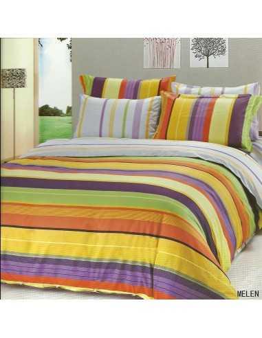 Полуторное постельное белье Le Vele Daily Melen