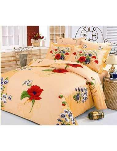 Полуторное постельное белье Le Vele Daisy