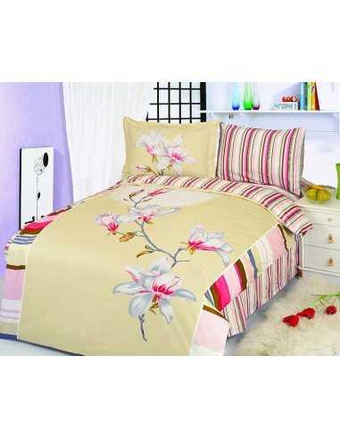 Полуторное постельное белье Le Vele Iris