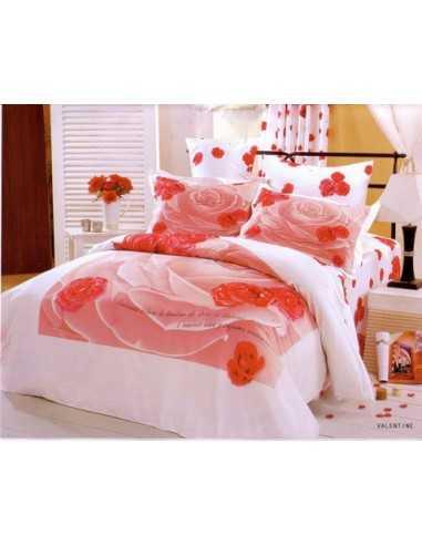 Полуторное постельное белье Le Vele Valentine