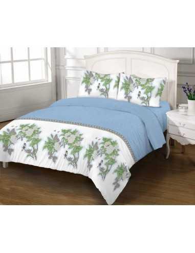 Двуспальное постельное белье Zastelli 20254 Gold USA