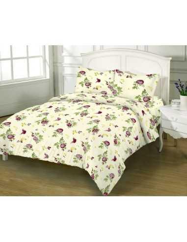 Двуспальное постельное белье Zastelli 2649 Gold USA