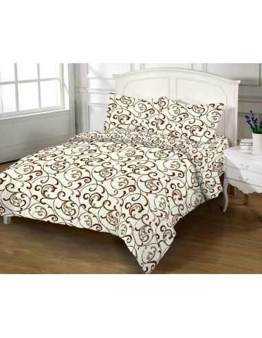 Двуспальное постельное белье Zastelli 40-0457 Gold USA
