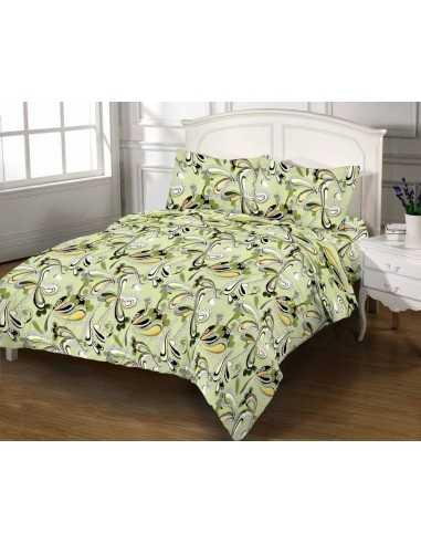 Двуспальное постельное белье Zastelli 506 Gold USA