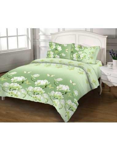 Двуспальное постельное белье Zastelli 7263 Gold USA