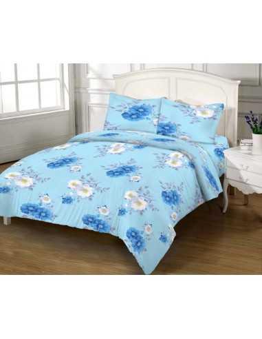 Двуспальное постельное белье Zastelli 8252 Gold USA