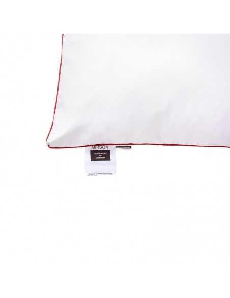 Подушка MirSon Deluxe Natural Hand Made, 40х60 см, высокая