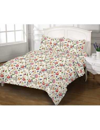 Двуспальное постельное белье Zastelli 9210 Gold USA