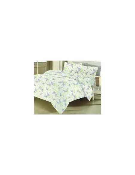 Двуспальное постельное белье Zastelli Lavander Gold USA