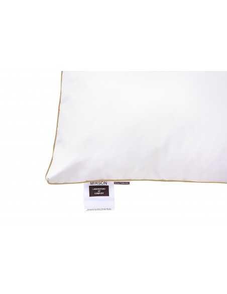 Подушка MirSon Deluxe White, 40х60 см, 300 г