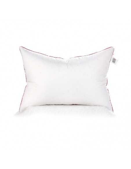 Подушка MirSon Deluxe Бамбук, 50х70 см, низкая