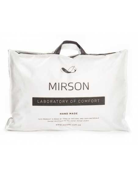 Подушка MirSon Deluxe Шелк, 50х70 см, 900 г