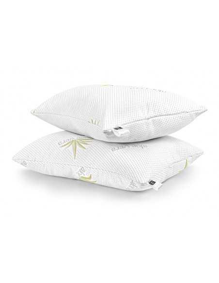 Подушка Mirson Dorotea Eco-soft 733, 50х70 см, мягкая