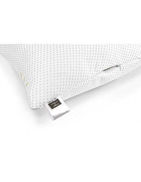 Подушка Mirson Dorotea Eco-soft 733, 60х60 см, высокая