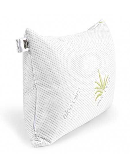 Подушка Mirson Dorotea Eco-soft 733, 70х70 см, высокая