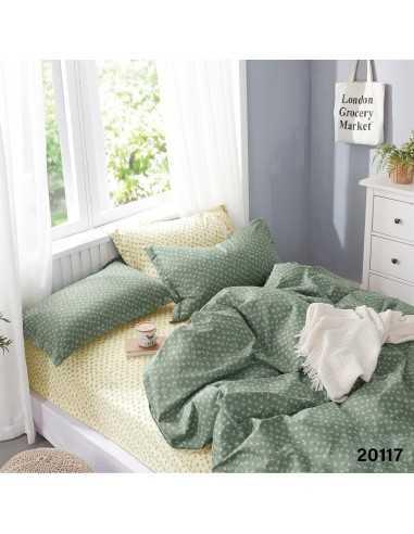 Двуспальное постельное белье Вилюта 20117