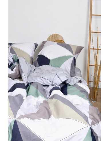 Двуспальное постельное белье Вилюта 479