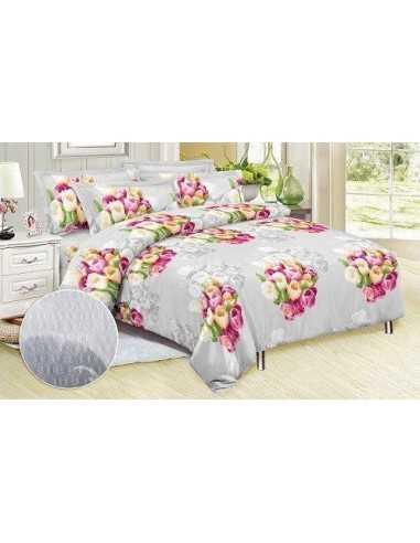 Двуспальное постельное белье Zastelli xtl142137