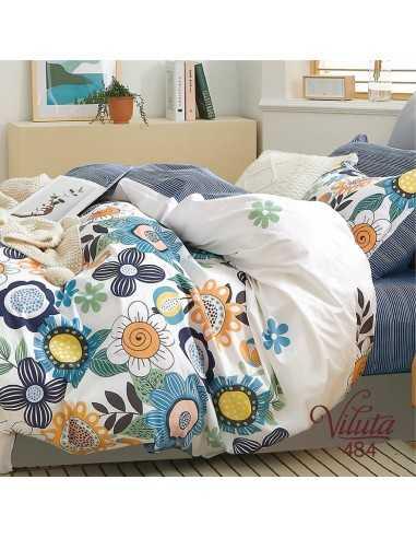 Полуторное постельное белье Вилюта 484