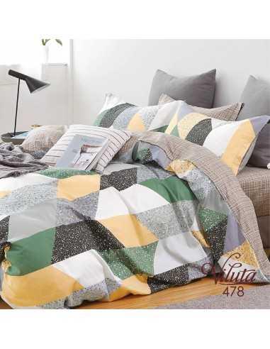 Полуторное постельное белье Вилюта 478