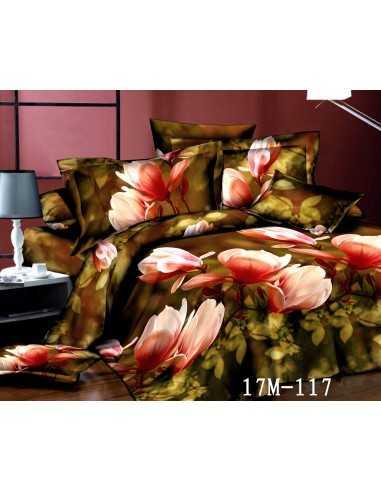 Полуторное постельное белье Zastelli 17M-117