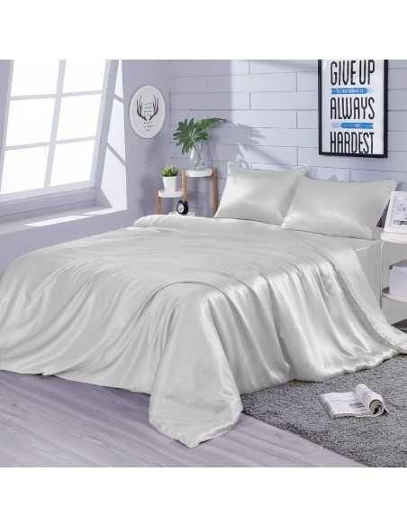 Полуторное постельное белье Zastelli White, наволочка 50х70 см