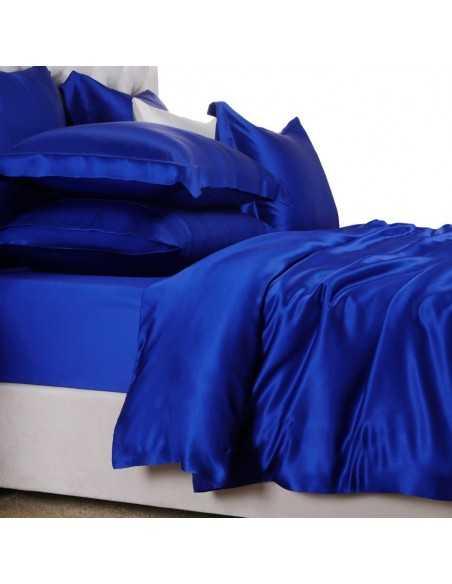 Полуторное постельное белье Zastelli Dark Blue