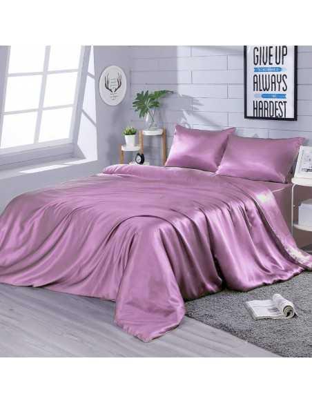 Полуторное постельное белье Zastelli Violet