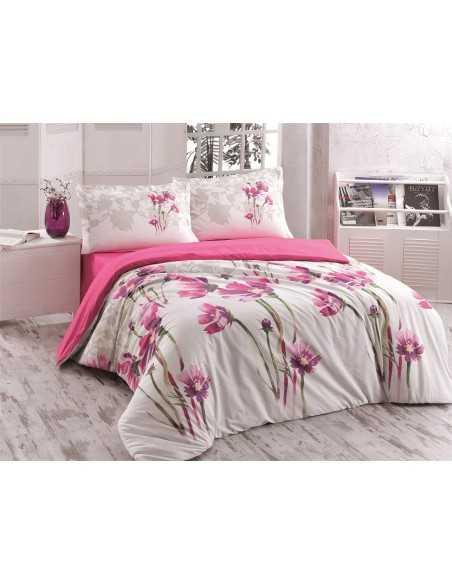 Семейное постельное белье Cotton Box Gokay Daisy