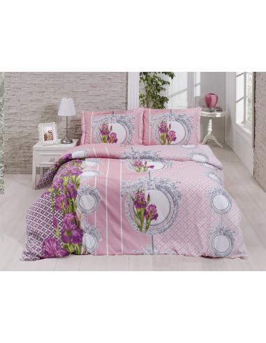Семейное постельное белье Cotton Box Gokay Sunay
