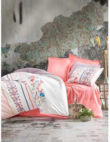 Семейное постельное белье Cotton Box Elena Somon
