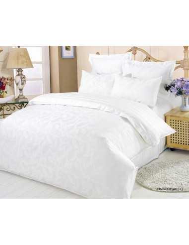 Семейное постельное белье Le Vele Rhapsody White