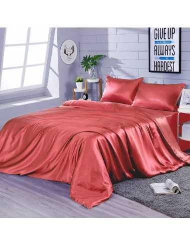 Семейное постельное белье Zastelli Burgundy
