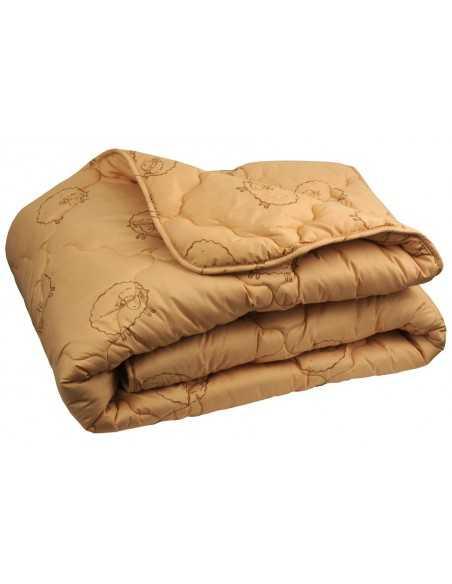 Одеяло Руно 321.52ШУ, бежевый, евро