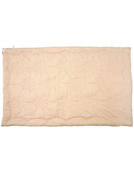Одеяло Руно Rose, розовое, евро