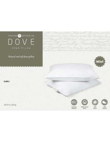 Подушка Penelope Dove, 70х70 см