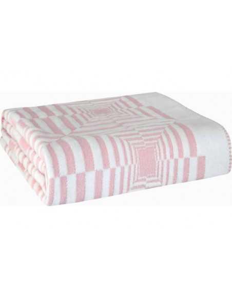 Плед Arya Nyla рожевий, 150х200 см