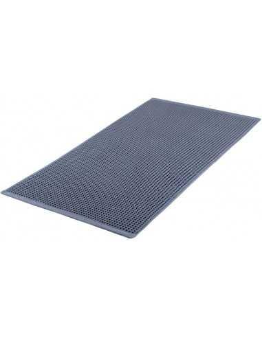 Набор полотенец Arya Pike 50х90-70х140 см, серый