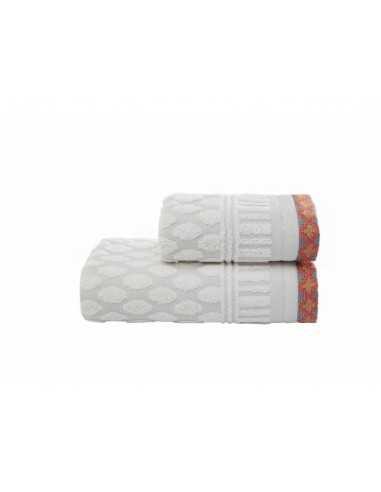 Набор полотенец Arya Ringa 50х90 см, 70х140 см