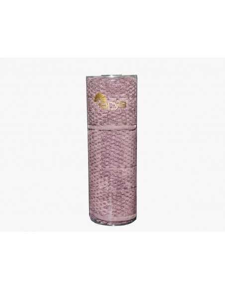 Набор полотенец в тубе Arya Arno 30х50-50х90 см, кремовый