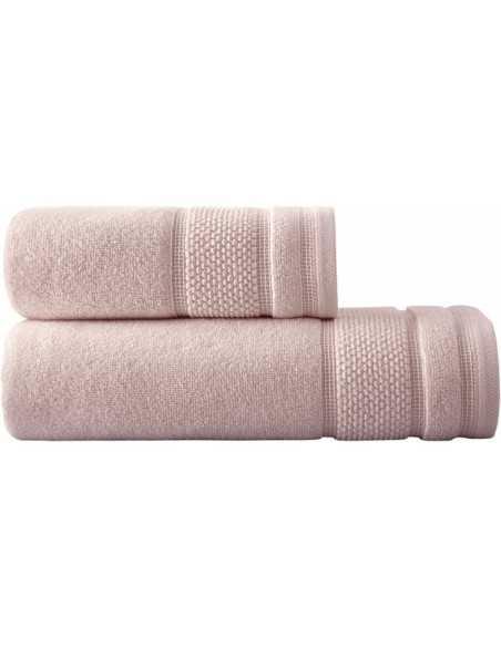 Полотенце Arya Poise 70х140 см, светло-розовый