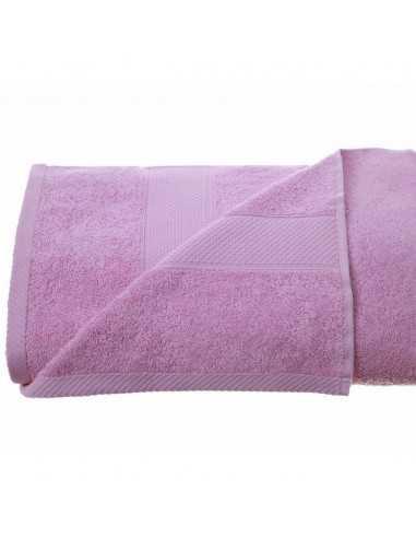 Полотенце Arya Miranda 100х150 см, розовый