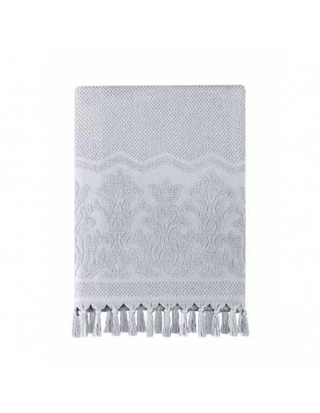 Полотенце Arya Rita 70х140 см, серый