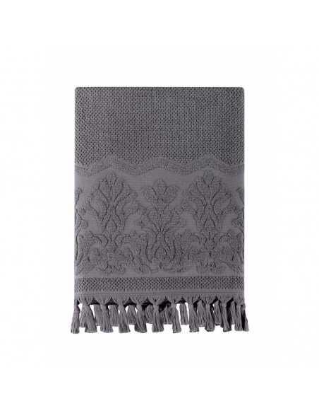 Полотенце Arya Rita 70х140 см, кремовый